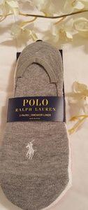 Ralph Lauren sneaker liner socks